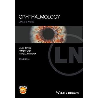 Lecture Notes Ophthalmology - Lecture Notes
