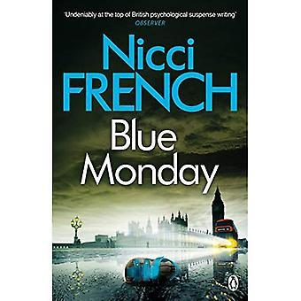 Blue Monday: Powieść Frieda Klein