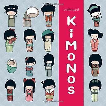 Kokeshi Kimono livre