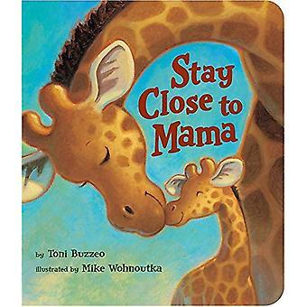 Bo nära Mama [styrelse bok]