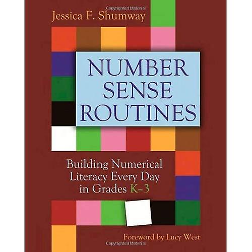 Number Sense Routines  Building Numerical Literacy Every Day in Grades K-3