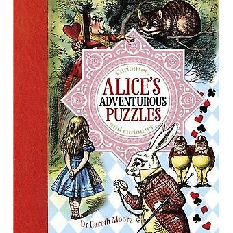 Alices äventyrliga pussel (tema pussel)