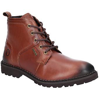 أحذية كوتسوولد هامبتون رجالي الرباط حتى فتل الكاحل والجلود