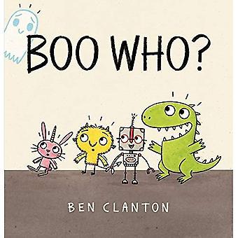 Boo Who? [Board book]