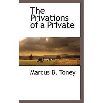 Umbäranden av en privat av Toney & Marcus B.