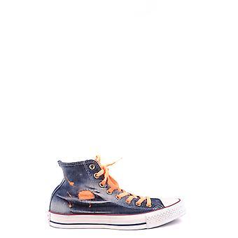 Converse Multicolor Fabric Hi Top Sneakers