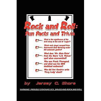 Rock and Roll morsomme fakta og Trivia Shore & Jersey c.