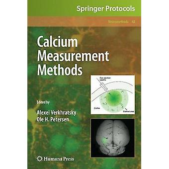Calcium Measurement Methods by Verkhratsky & Alexej