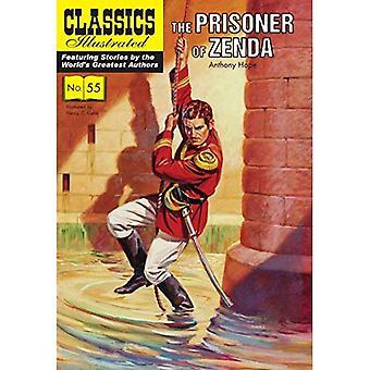 The Prisoner of Zenda (Classics Illustrated)