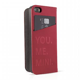 Funda Folio Logo metal A pple iPhone 6 Plus Mini