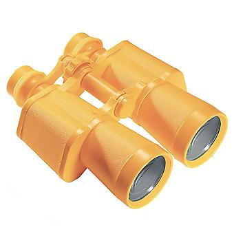 Navir Yellow Binoculars with Case