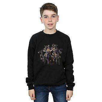Marvel Boys Avengers Endgame Vs Thanos Sweatshirt