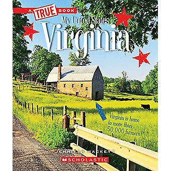 Virginia by Jennifer Hackett - 9780531247228 Book