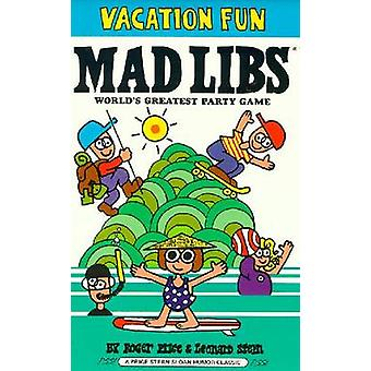 Vacation Fun Mad Libs by PSS - 9780843119213 Book