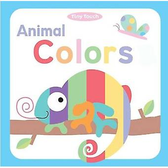 Animal Colors by Little Bee Books - Max and Sid - 9781499800579 Book