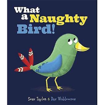 What a Naughty Bird by Dan Widdowson - Sean Taylor - 9781783703487 Bo
