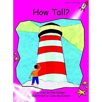 How Tall? - Emergent (International edition) by Pam Holden - 978187741