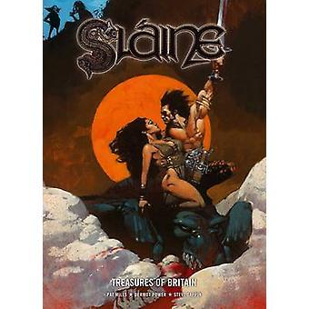 Slaine - Treasures of Britain by Pat Mills - Dermot Power - Steve Tapp