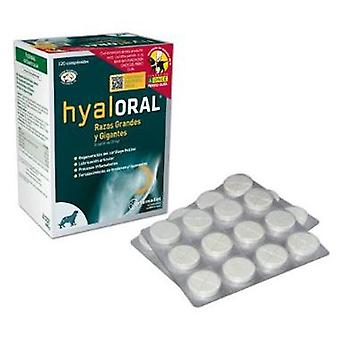 Farmadiet Hyaloral Large and Giant Breed 120 tablets (Dogs , Supplements)