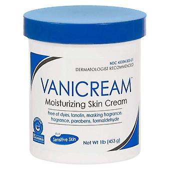 Vanicream moisturizing skin cream, 16 oz