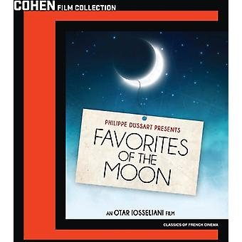 Favorites of the Moon: 30th Anniversary Edition [BLU-RAY] USA import