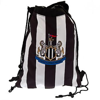 Newcastle United FC Drawstring Backpack