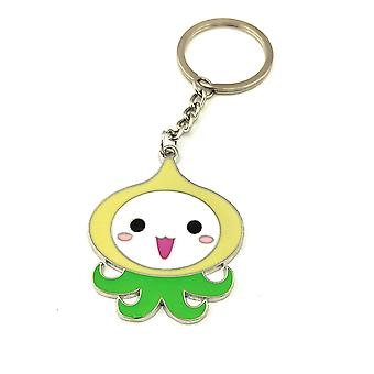 Key Chain - Overwatch - Pachimari Enamal Metal New kc-ow-pachi