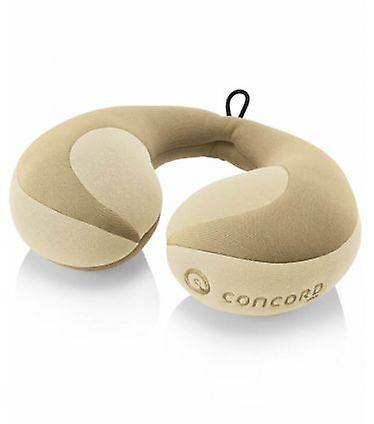 Concord Cervical Pillow Neck Roll Moon Honey Beige (Babies and Children , Walk)