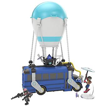 Fortnite Royale Collection Battle Bus Toy Blue 63512