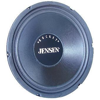 1 stuk Jensen Rocket 1200 bass speaker subwoofer 480 watt