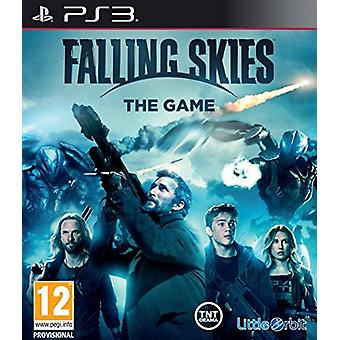 PS3 FALLING SKIES THE VIDEOGAME - Usine scellée