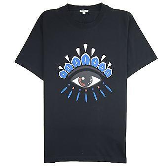Kenzo Eye T-shirt Schwarz