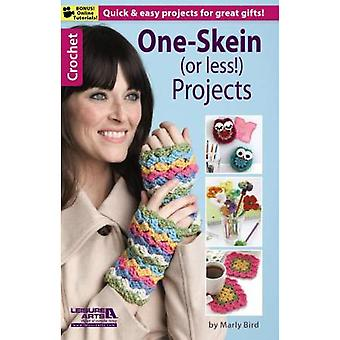 Leisure Arts One Skein Or Less! Projects La 75495