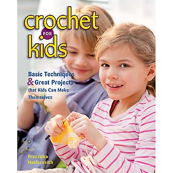 Stackpole Books Crochet For Kids Stb 14174