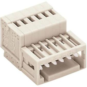 Pin enclosure - cable 733 Total number of pins 3 WAGO 733-203 Contact spacing: 2.50 mm 1 pc(s)