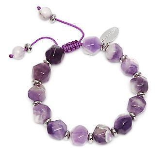 Lola Rose Liza Bracelet Light Amethyst