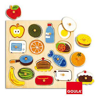 Goula Puzzle In & Out (Toys , Preschool , Puzzles And Blocs)