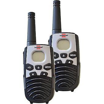 Brennenstuhl PMR Walkie Talkie TRX 3500 with 2 Walkie Talkies and 8 channels
