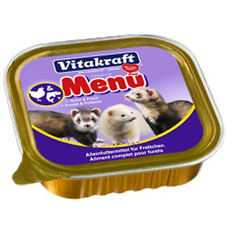 Vitakraft Ferret Delicatessen Menu 100Gr