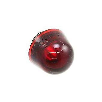 Protector lens Red, Transparent Dialight