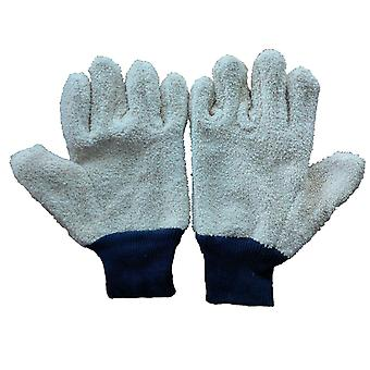 Polyco Thermatex CTH300 Insulated Gloves Heavy Weight Terrycloth Heat Protection