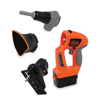 Smoby Black & Decker EVO 3in1