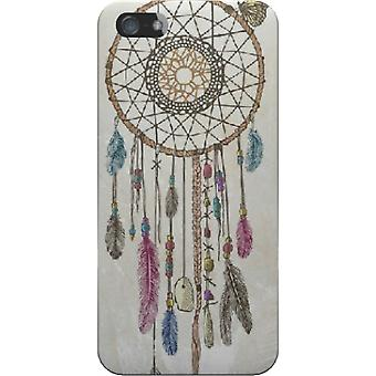 Capa dreamcatcher buterfly para iPhone 5S/SE