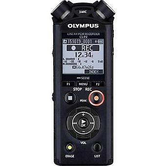 Portable audio recorder Olympus LS-P2 Black