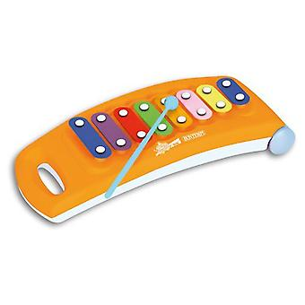 Bontempi Xylophone Wheel (Toys , Educative And Creative , Music , Infants)