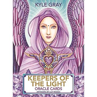 Keepers Of The Light Oracle Cards by Gray Kyle Moses Lily