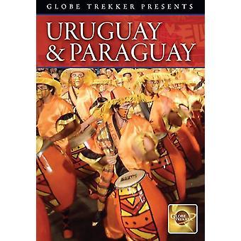 Globe Trekker: Uruguay & Paraguay [DVD] USA importerer