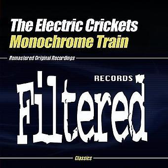 Electric Crickets - Monochrome Train [CD] USA import