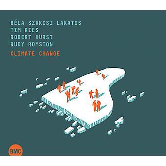 Bela Szakcsi Lakatos - Climate Change [CD] USA importerer