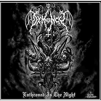 Demoncy - troner er natten [CD] USA importen